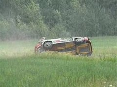 Thumbnail of Rally crashes