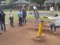 Thumbnail of Playground in Africa