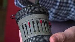 Thumbnail of Amazing Old Calculator (Curta)