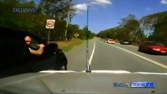 """Thumbnail of Terrified driver chased by road rage ''lunatic"""""""