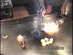 Thumbnail of Skilled Japanese chef