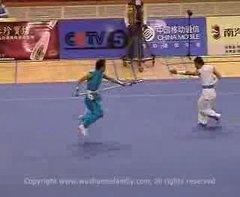 Thumbnail of Amazing Wushu fight scene