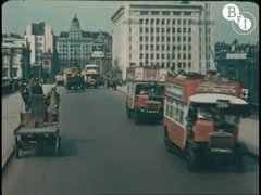 Thumbnail of Rare colour video of London in 1927