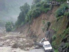 Thumbnail of Recent mayhem at Uttarkand, India