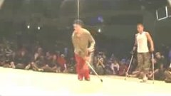 Thumbnail of Handicap breakdance competition