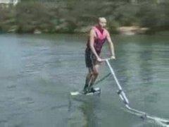 Thumbnail of Sliding on water