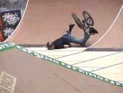 Thumbnail of BMX crash compilation