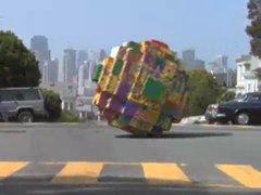 Thumbnail of Giant LEGO boulder