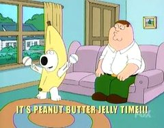 Thumbnail of It's peanut butter jelly time!