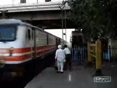 Thumbnail of Another near train miss