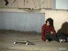 Thumbnail of Broken skateboard takes revenge