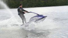 Thumbnail of Snowmobile Vs. Jetski watercross