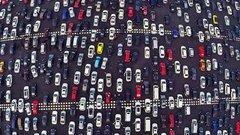 Thumbnail of China Traffic Jams