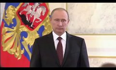 Thumbnail of Speechless Speech - Vladimir Putin