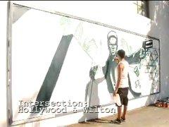 Thumbnail of Graffiti artists - Street art in Los Angeles