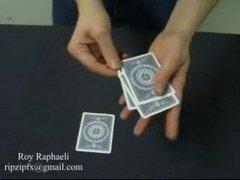 Thumbnail of Impressive card trick