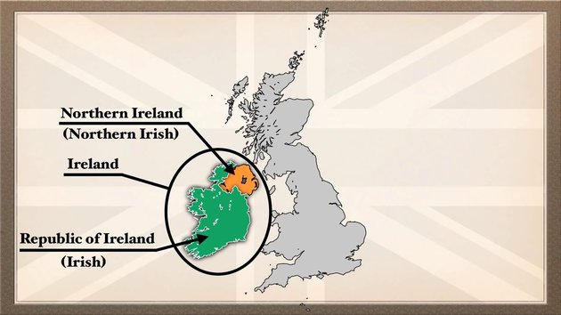 the key differences of great britain england and united kingdom