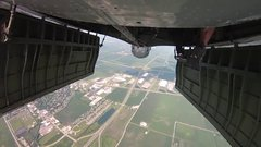 Thumbnail of B-17 Flying Fortress Skydive with Chicagoland Skydiving Center