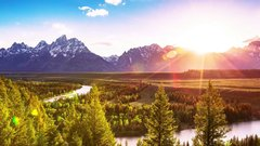 Thumbnail of Watch a Breathtaking Time-Lapse of Grand Teton National Park