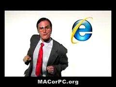 "Thumbnail of ""Mac or PC"" Rap Music Video"