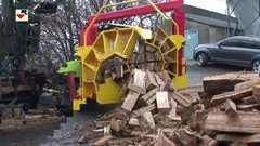 Thumbnail of Modern heavy equipment, new modern wood cutting machine compilation in the world