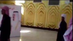 Thumbnail of King of Saudi Arabia weird allegiance ceremony