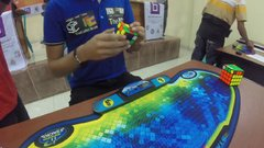 Thumbnail of The new Rubik's Cube world record is ridiculously fast
