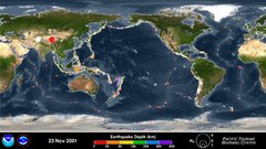 Thumbnail of Earthquakes of the First 15 Years of the 21st Century