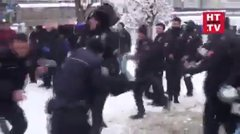 Thumbnail of Police brutality
