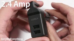 Thumbnail of This Car Charger will SAVE YOUR LIFE!! (Really!)