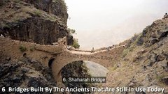 Thumbnail of 6 Bridges Built By The Ancients That Are Still In Use Today