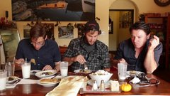 Thumbnail of Americans Try Balkan Food