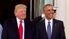 Thumbnail of Inauguration Day - A Bad Lip Reading of Donald Trump's Inauguration