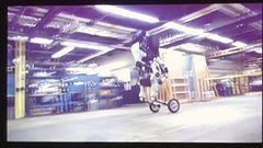 Thumbnail of Boston Dynamics  wheeled robot