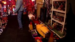 Thumbnail of Unbelievable private museum of old cars , guns , and memorabilia