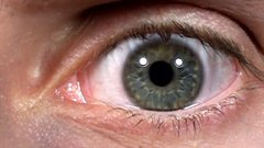 Thumbnail of Eyes in slow motion