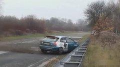 Thumbnail of Rally Crash Compilation