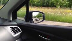 Thumbnail of F1 CAR IN TRAFFIC!