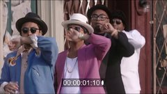 Thumbnail of It's Uptown Funk but they actually wait a minute