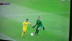 Thumbnail of Weird goal in female football game Albania vs Kosova