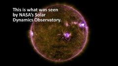 Thumbnail of April 2017 Solar Flares