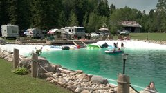 Thumbnail of Man builds massive 317,000-gallon swimming pool in his backyard