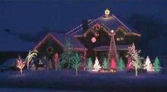 Thumbnail of Amazing christmas lights display