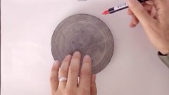 Thumbnail of How to Draw a Perfect Circle Freehand