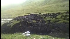 Thumbnail of Melting permafrost flows like lava through Tibetan Plateau