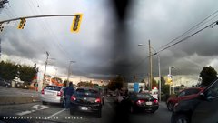 Thumbnail of Crazy road rage in North Vancouver 2017-09-19