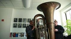 Thumbnail of Playing a Titanic Tuba