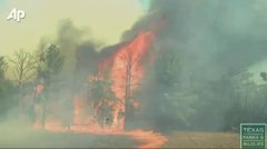 Thumbnail of Raw Video Shows How Fast Texas Wildfire Spread