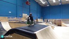 Thumbnail of Wheelchair backflip!