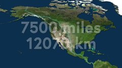 Thumbnail of What's the Longest Drivable Distance on Earth?